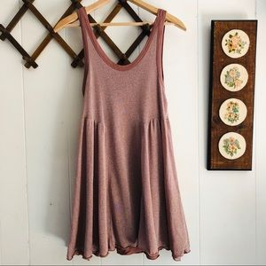 Free People Shimmering Tunic